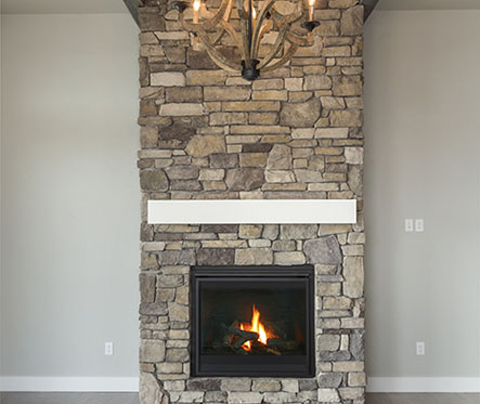 Beautiful Fire Place