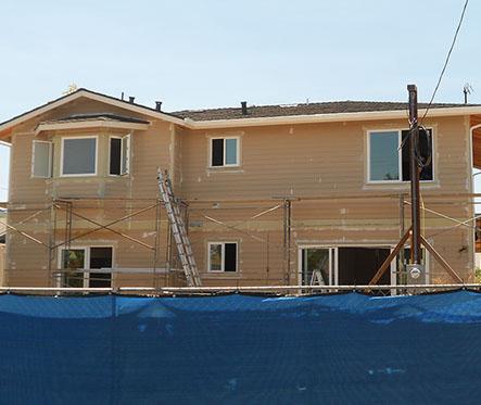 2 floor house constrcuction(small)