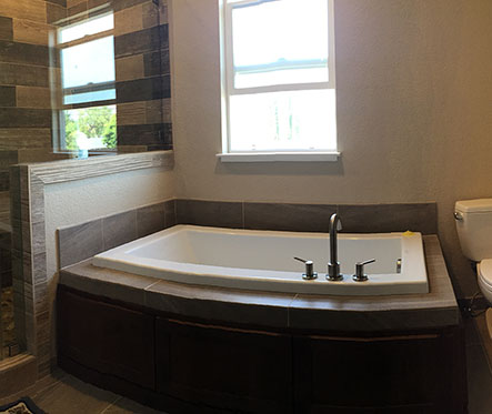 remodelling bathroom(small)