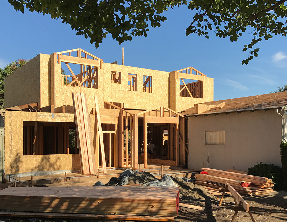 home addition contractor in willow glen