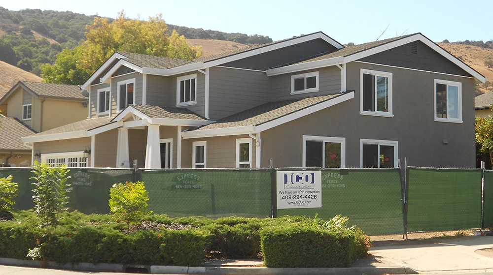 new construction building in Willow Glen